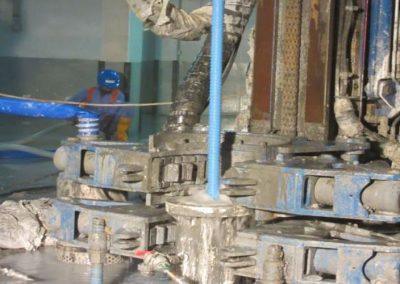TITAN Preventer saves dewatering a building in Dubai